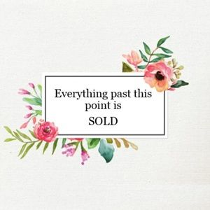 Other - Sold!
